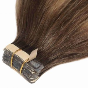 Russian Mongolian Hair Tape-In
